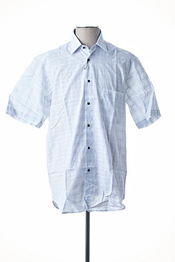 Chemise manches courtes gris BANDE ORIGINALE pour homme