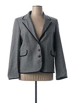 Veste chic / Blazer gris ARMOR LUX pour femme