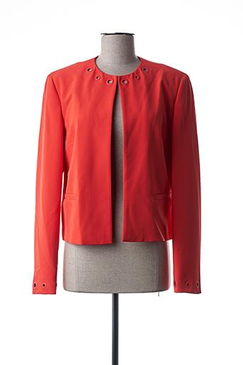 Veste chic / Blazer orange KOCCA pour femme