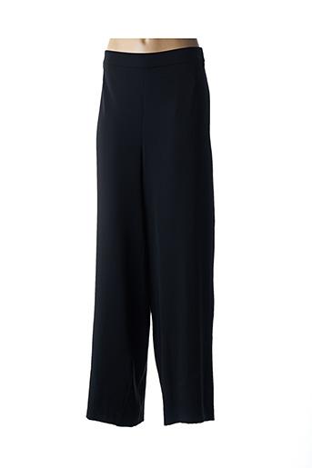 Pantalon chic noir ANA SOUSA pour femme