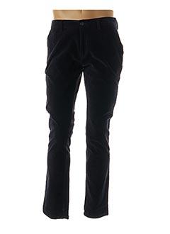 Pantalon casual bleu IZAC pour homme