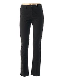 Pantalon casual noir KANOPE pour femme