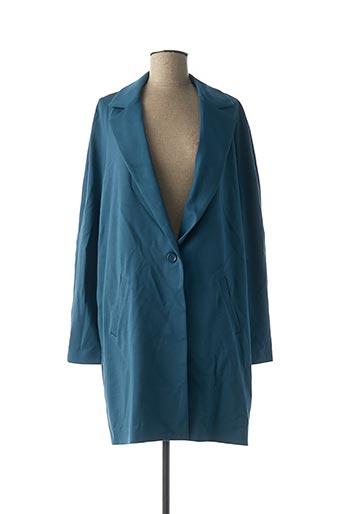 Veste casual bleu IMPERIAL pour femme