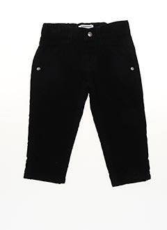 Pantalon casual noir 3 POMMES pour enfant