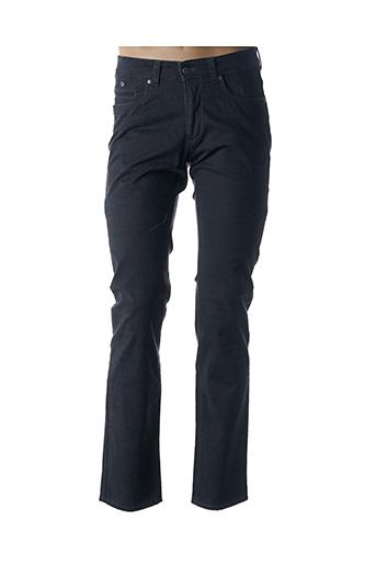 Pantalon casual gris B.BROS pour homme