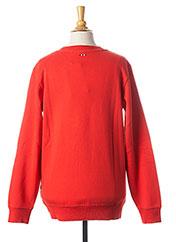 Sweat-shirt rouge NAPAPIJRI pour fille seconde vue
