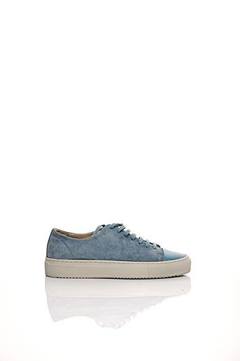 Baskets bleu AXEL ARIGATO pour femme