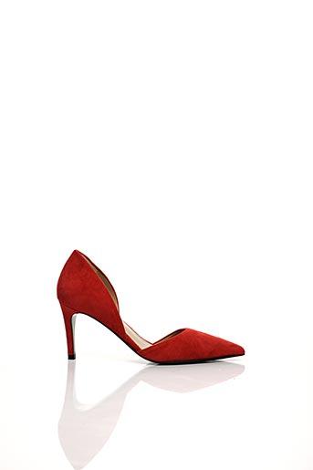 Escarpins rouge BY MALENE BIRGER pour femme