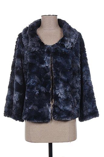Veste chic / Blazer bleu MERI & ESCA pour femme