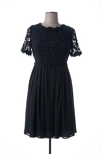 Robe mi-longue noir ACCESS FASHION pour femme