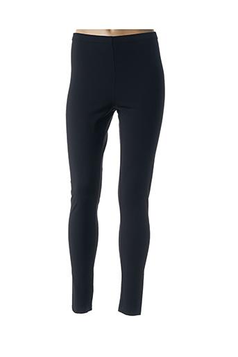 Legging noir ETXART&PANNO pour femme