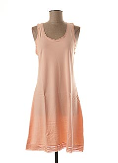 Jupon /Fond de robe orange JET pour femme