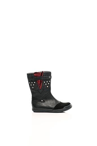 Bottines/Boots noir BABYBOTTE pour fille