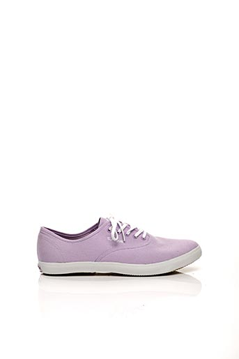 Baskets violet FEIYUE pour femme