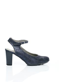 Escarpins bleu DORKING pour femme