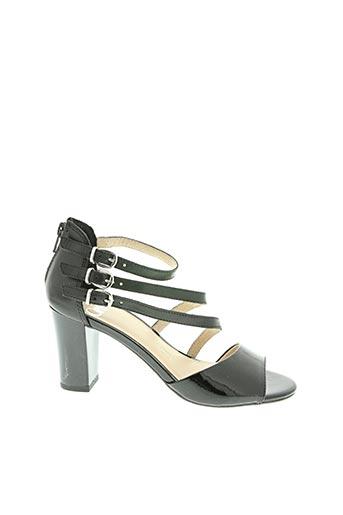 Sandales/Nu pieds noir CAPRICE pour femme