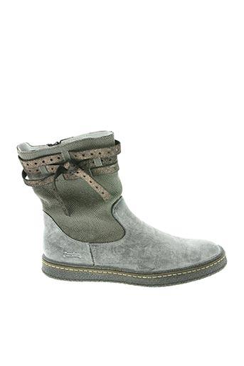 Bottines/Boots gris RAMDAM pour fille