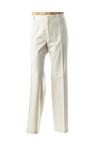 Pantalon chic beige DANIEL HECHTER pour homme