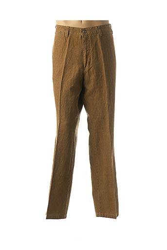 Pantalon casual jaune CAMEL ACTIVE pour homme