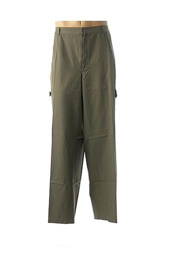 Pantalon casual vert ALLSIZE pour homme