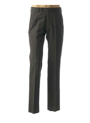 Pantalon chic marron DANIEL HECHTER pour homme
