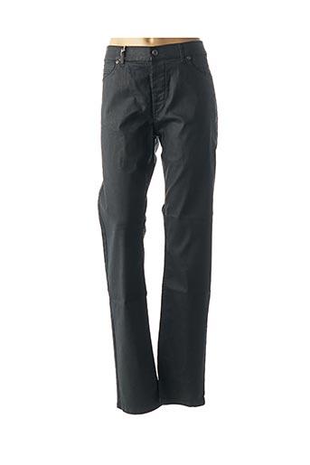 Pantalon casual noir COUTURIST pour homme