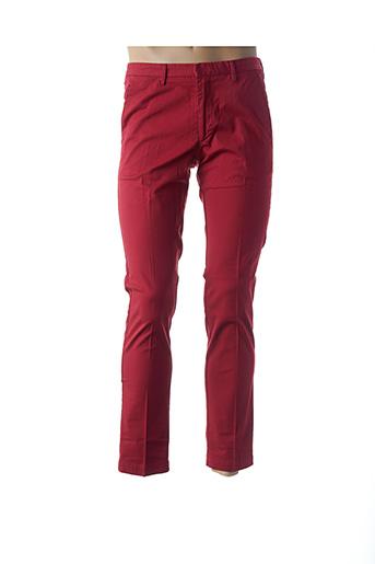 Pantalon casual rouge HUGO BOSS pour homme