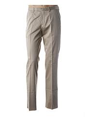 Pantalon casual beige HUGO BOSS pour homme seconde vue