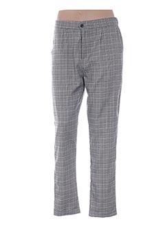 Pantalon casual gris ANGE pour femme