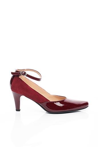 Escarpins rouge SWEET pour femme