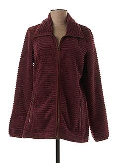 Veste casual rouge REGATTA pour femme