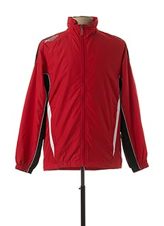 Coupe-vent rouge PROACT pour homme