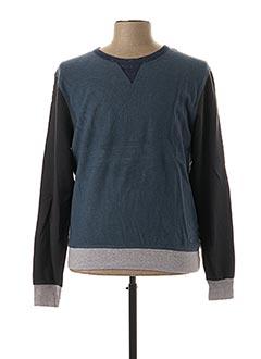 Sweat-shirt bleu PEPE JEANS pour homme
