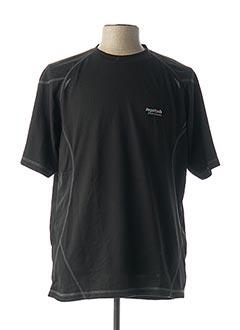 T-shirt manches courtes noir REGATTA pour homme