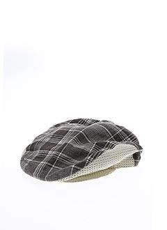 Chapeau beige METEO pour homme