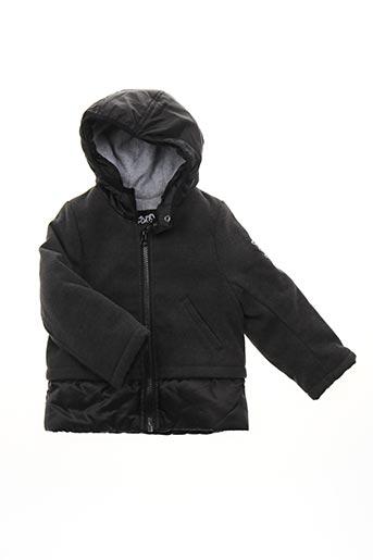 Manteau court gris SORRY 4 THE MESS pour fille