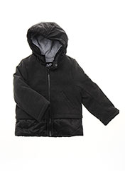 Manteau court gris SORRY 4 THE MESS pour fille seconde vue