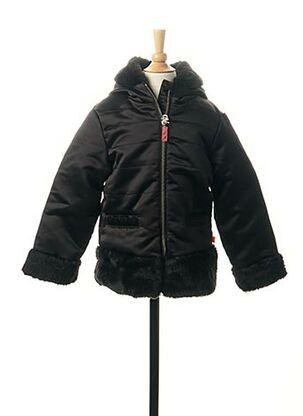 Manteau long noir BILLIEBLUSH pour fille