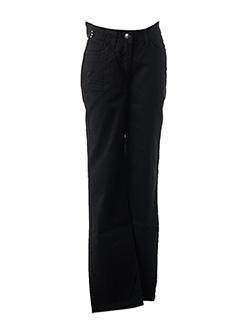 Jeans coupe droite noir CECIL pour femme