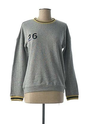 Sweat-shirt gris NAME IT pour fille