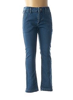 Jeans coupe slim bleu CARREMENT BEAU pour garçon