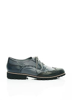 Derbies bleu FUGITIVE BY FRANCESCO ROSSI pour femme