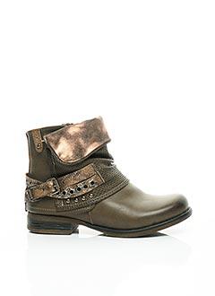 Bottines/Boots marron DELIRES DE FILLE pour femme