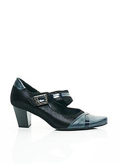 Escarpins bleu GEO-REINO pour femme