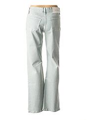 Pantalon casual bleu CALVIN KLEIN pour femme seconde vue