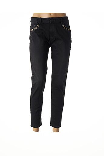 Jeans boyfriend noir IMPERIAL pour femme
