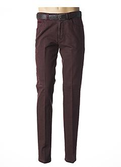 Pantalon chic rouge MEYER pour homme