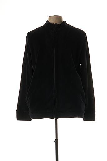Robe de chambre noir SOY pour homme
