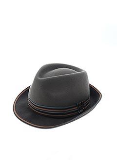 Chapeau marron BAILEY pour homme