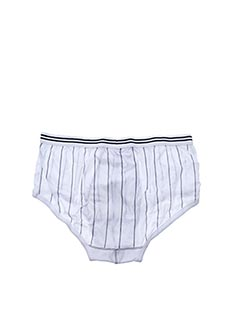 Slip/Culotte blanc EMINENCE pour homme